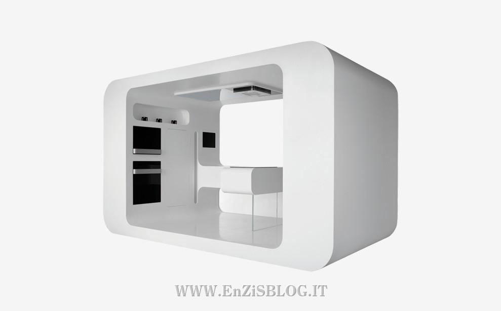 Schön Der Prototyp Der Futuristischen Küche ( Die Futuristische Küche Prototyp),  Designed By Ora Ito (richtiger Name Ist Ito Morabito) Für Gorenje Sieht Aus  Wie ...