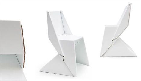 fuchs-funke-papton-chair Una sedia di carta by Fuchs+Funke