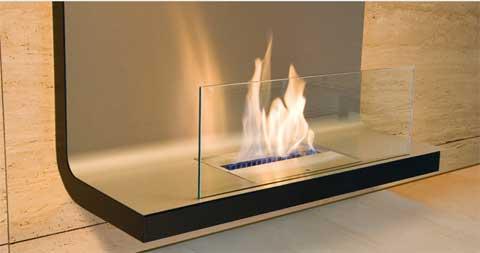 fireplace1 Fireplace: Il camino moderno