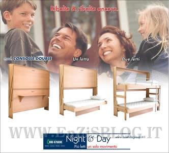 nightday02 Night & Day   Produzione letti trasformabili e armadi cucina
