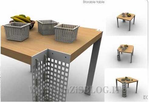 Tavolo Magazzino | Home Inutility & Fashion Design :: :: EnZiS Blog ::