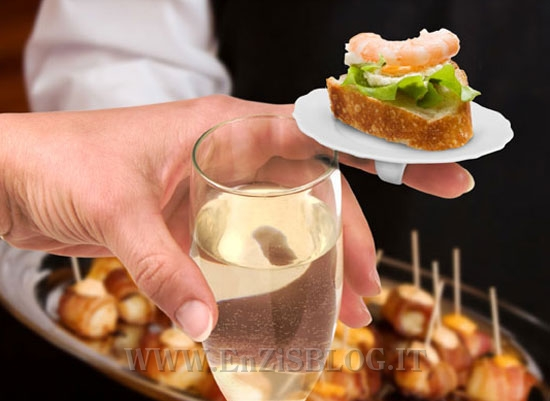 f1 Fingerfood: il party su un dito!