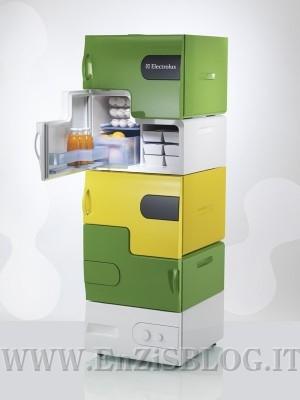 flatshare fridge 01 300x400 Flashare fridge: Frigorifero condiviso by Electrolux