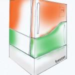 flatshare fridge 04 150x150 Flashare fridge: Frigorifero condiviso by Electrolux