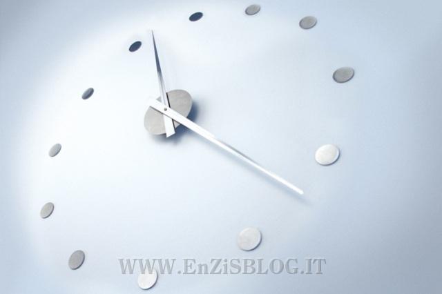 Orologio da parete Wall Clock by RADIUS | Home Inutility & Fashion ...