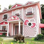 Hello Kitty House in Shanghai 1 150x150 La casa di Hello Kitty