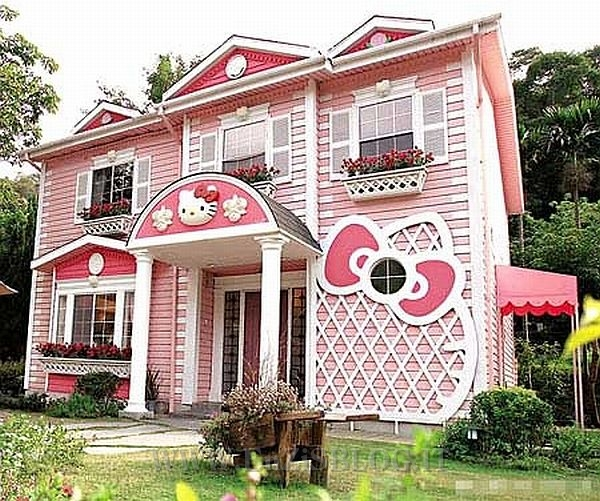 Home Of Hello Kitty Inutility Home Fashion Design