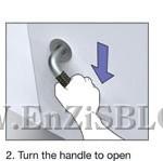Numlock Handle 02 150x149 Numlock Handle: la porta con la combinazione