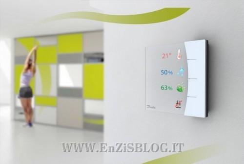 danfoss-fit-controllo-climatizzazione_01-500x335 Termostato futuristico FIT by Danfoss