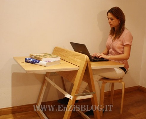 vis a vis 04 492x400 Vis a Vis, una scrivania per due by Daniel García Sánchez