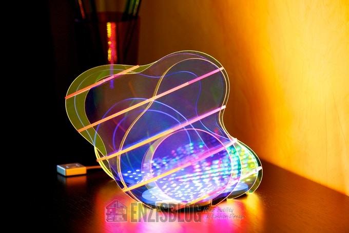 AmebaO-01 AmebaO: La splendida lampada dal design contemporaneo