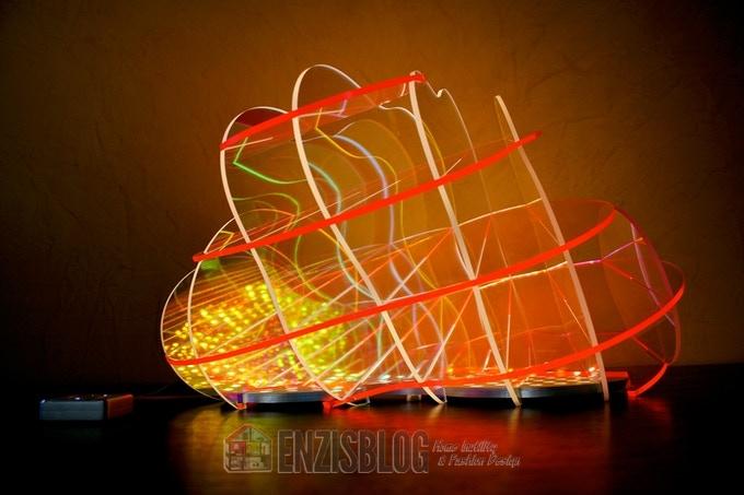 AmebaO-04 AmebaO: La splendida lampada dal design contemporaneo