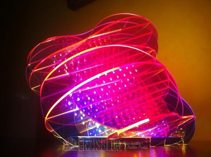 AmebaO-05 AmebaO: La splendida lampada dal design contemporaneo