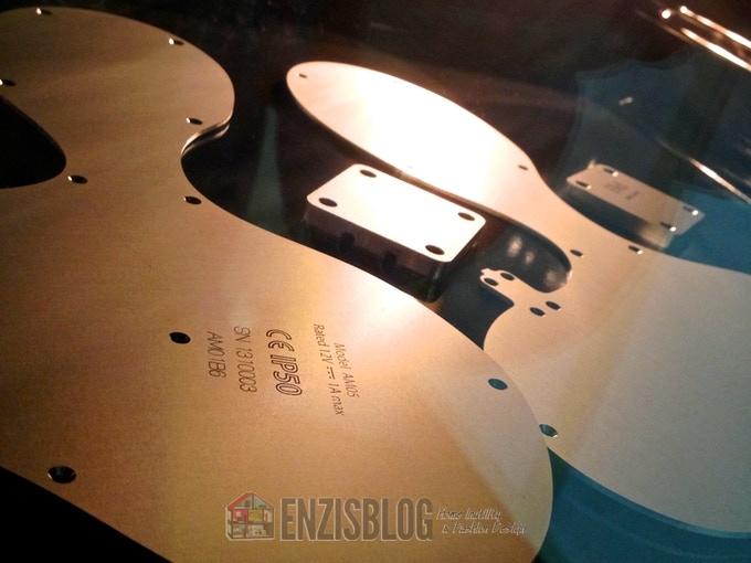 AmebaO-15 AmebaO: La splendida lampada dal design contemporaneo